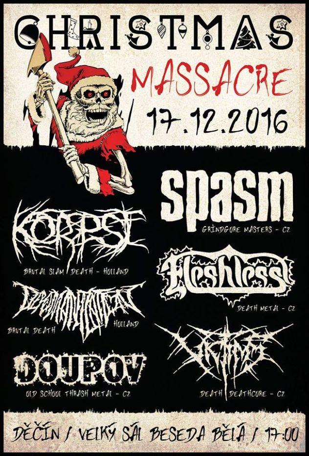 Christmas Massacre 2016