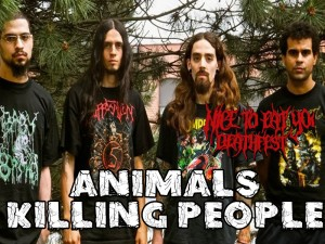 Animals Killing People