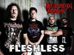 Fleshless