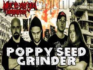 Poppy Seed Grinder