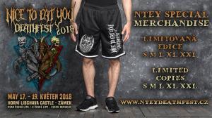 Limited merchandise NTEY 2018
