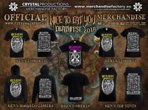 Merchandise NTEY 2018